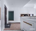 90平米公寓北欧风格玄关装修效果图