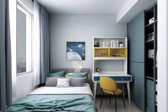 富裕型120平米三室一厅北欧风格青少年房装修案例