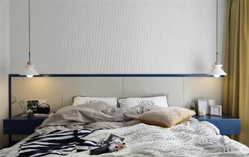 5-10万北欧风格卧室设计图