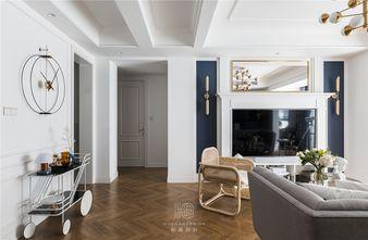 豪华型140平米复式美式风格客厅欣赏图