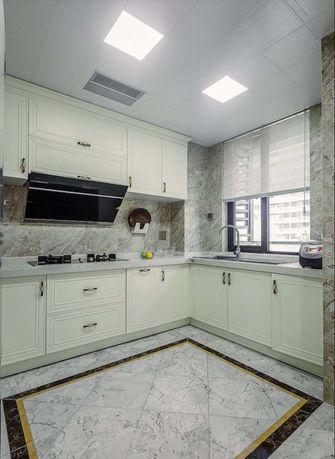 5-10万100平米三混搭风格厨房装修效果图