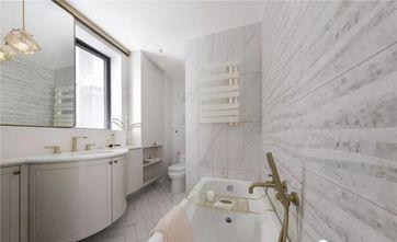 120平米三室两厅法式风格卫生间装修案例