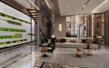 140平米别墅轻奢风格其他区域装修图片大全