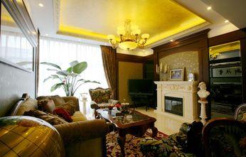 20万以上140平米别墅新古典风格客厅图片