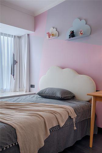 富裕型70平米北欧风格青少年房图片