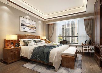 豪华型140平米四中式风格卧室装修案例