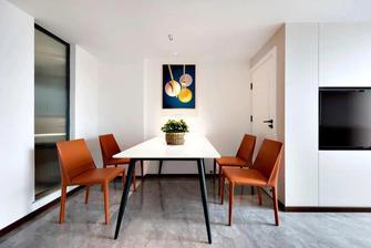 15-20万30平米小户型现代简约风格餐厅装修图片大全