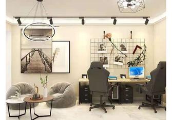 经济型60平米一室一厅日式风格客厅设计图