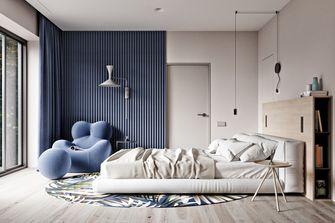 140平米四田园风格卧室设计图