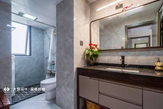 富裕型130平米三室一厅中式风格卫生间设计图