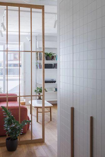 经济型50平米公寓现代简约风格玄关图片大全
