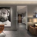 140平米四室三厅现代简约风格玄关装修效果图