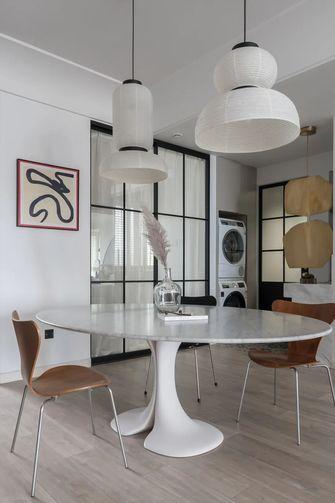 15-20万110平米三室两厅日式风格餐厅图