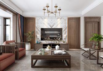 120平米三欧式风格客厅图片大全