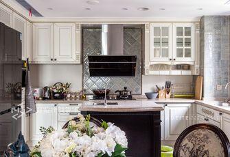 140平米三室两厅田园风格厨房效果图