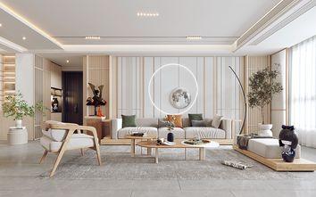 15-20万120平米四室一厅日式风格客厅设计图