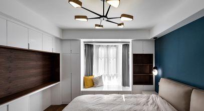 富裕型80平米现代简约风格客厅图片大全