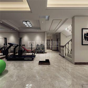 20万以上140平米别墅欧式风格健身房装修图片大全