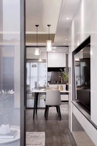 豪华型90平米三室两厅轻奢风格走廊效果图