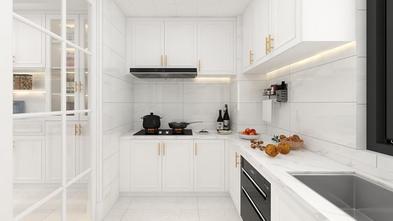 富裕型140平米四室两厅欧式风格厨房装修效果图