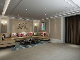 豪华型140平米别墅美式风格影音室装修案例