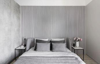 豪华型100平米三室一厅北欧风格卧室装修效果图