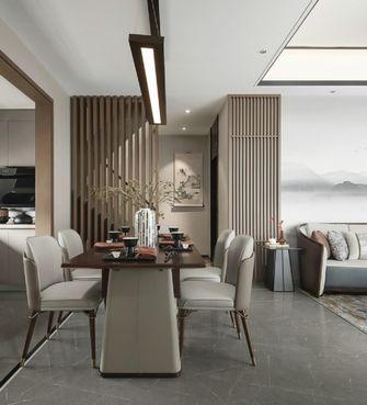 15-20万60平米公寓中式风格餐厅图片大全
