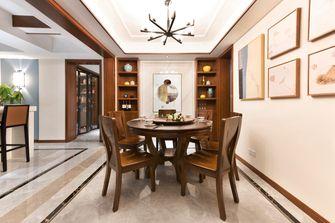 10-15万140平米四室两厅美式风格餐厅欣赏图