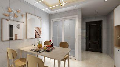 经济型80平米日式风格餐厅装修效果图