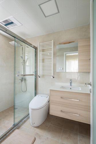 10-15万140平米四室一厅日式风格卫生间效果图