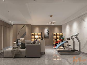 140平米轻奢风格健身房图片