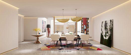 豪华型140平米复式混搭风格餐厅欣赏图