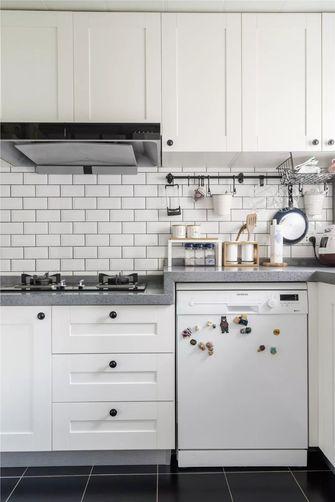 5-10万120平米三美式风格厨房装修案例