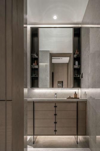 10-15万100平米三室一厅中式风格卫生间装修效果图