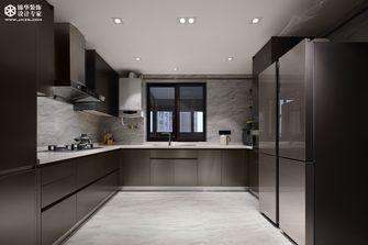 豪华型140平米四室一厅中式风格厨房装修案例