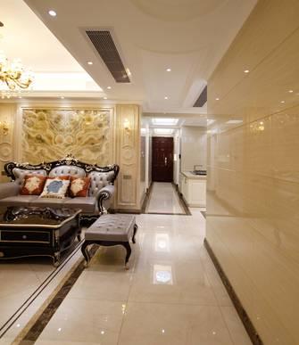 富裕型140平米欧式风格走廊图