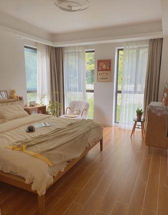5-10万80平米北欧风格卧室欣赏图
