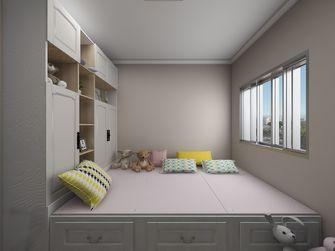 100平米三室四厅现代简约风格书房图