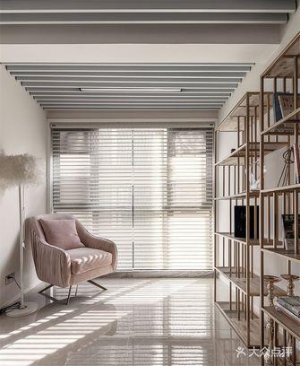 豪华型120平米三法式风格书房装修图片大全