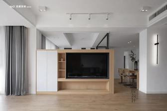 140平米三室三厅日式风格客厅图片大全