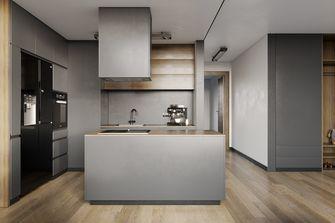 15-20万80平米三室两厅工业风风格厨房装修案例