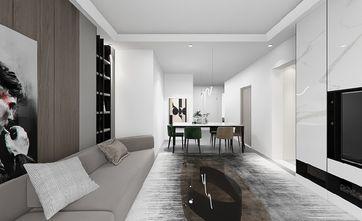 100平米三公装风格客厅装修效果图
