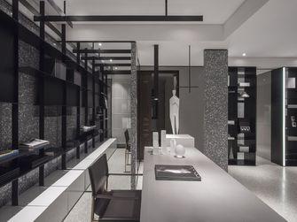 豪华型140平米四室两厅轻奢风格餐厅设计图