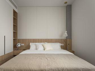 富裕型110平米三北欧风格卧室图片大全