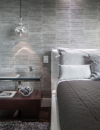 豪华型140平米四东南亚风格卧室欣赏图