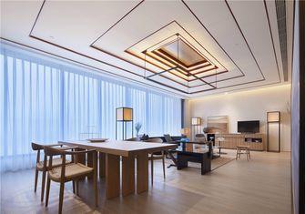 15-20万70平米公寓中式风格餐厅图