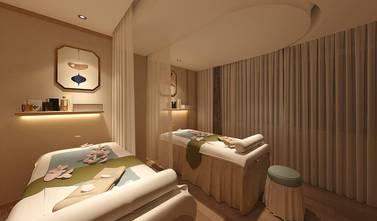 100平米公装风格卧室图