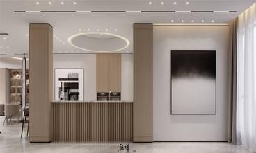 豪华型140平米复式中式风格玄关设计图