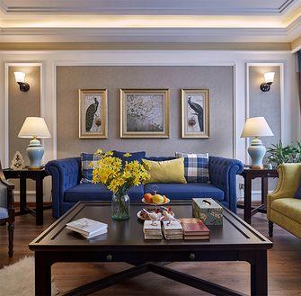 20万以上130平米三室两厅美式风格客厅图