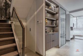 20万以上110平米四室两厅现代简约风格楼梯间设计图